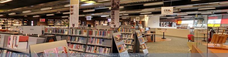 Bibliotheek Velsen, IJmuiden