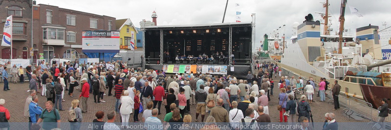 ijmuiden havenfestival 2012