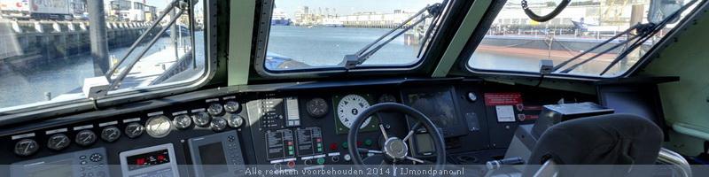 KNRM Station IJmuiden en reddingboot Koos van Messel